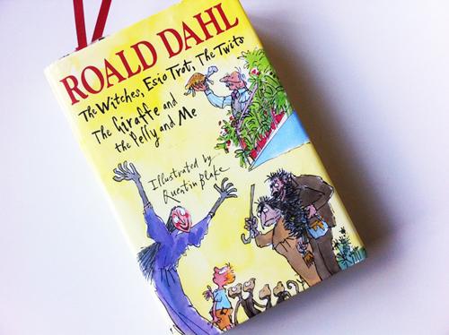 1 Roald Dahl
