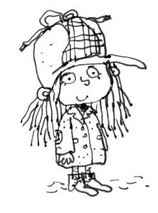 Deerstalker Girl