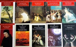 Kendra Leighton Gothic Books