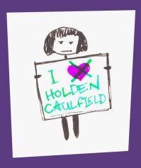 HOLDEN CAULFIELD big