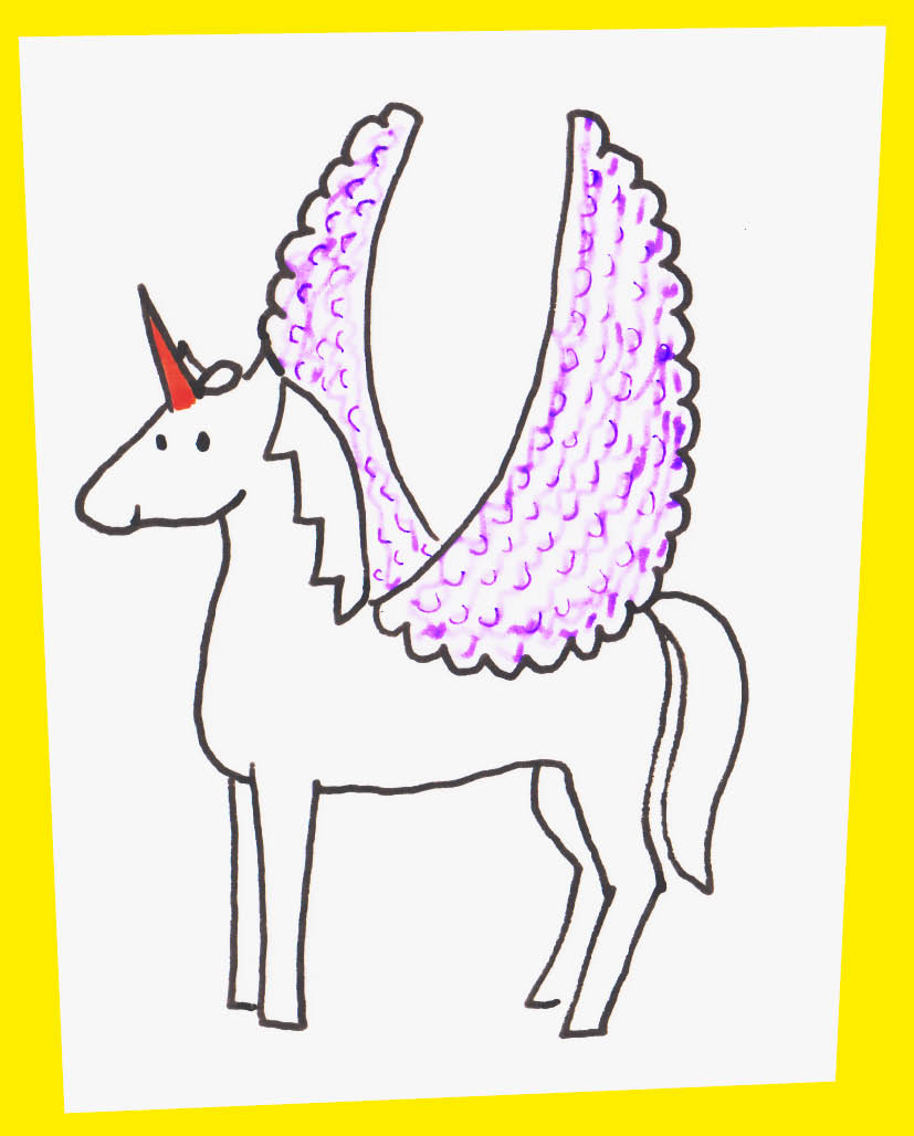 how to make a flying unicorn author allsorts