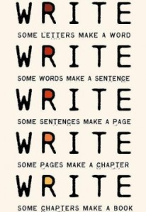 Write some chapters