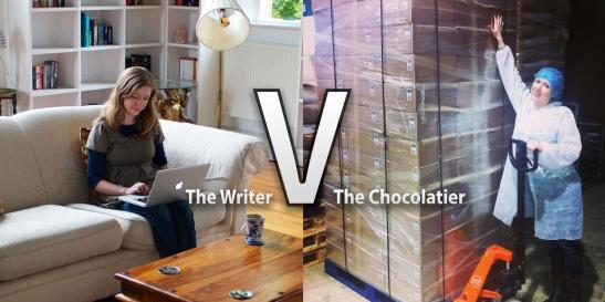 WriterVChocolatier