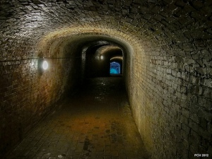 Calke A tunnels 2