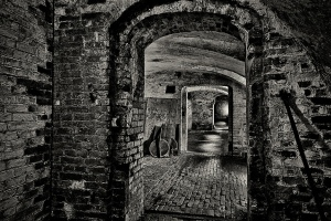 calke abbey beer tunnels