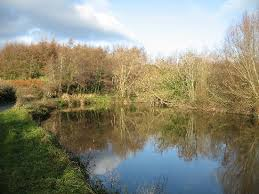 The Lagan bank near Belfast, where Michael tells Helen his terrible secret.