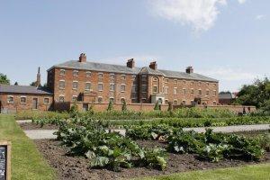 VEg gardens workhouse