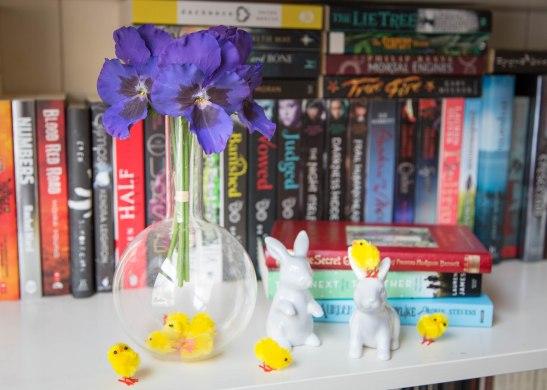 Spring books Kendra Leighton