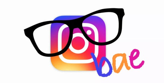 instagram is bae DK