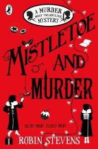 Mistletoe_Murder cover