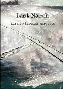 Last March Kiran's poetry