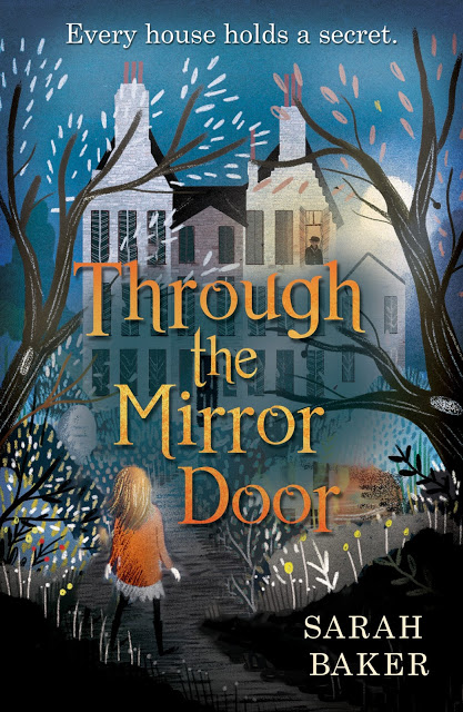 through the mirror door - sarah baker