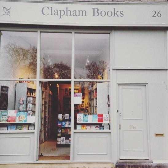 Clapham Books