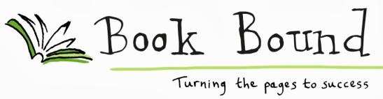 IMAGE 7 - BOOK BOUND LOGO