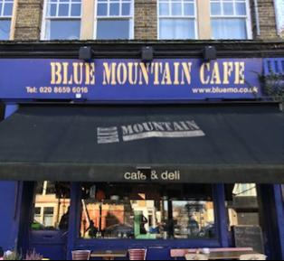 Blue Mountain Cafe