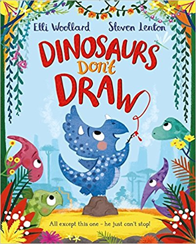 dinosaurs dont draw